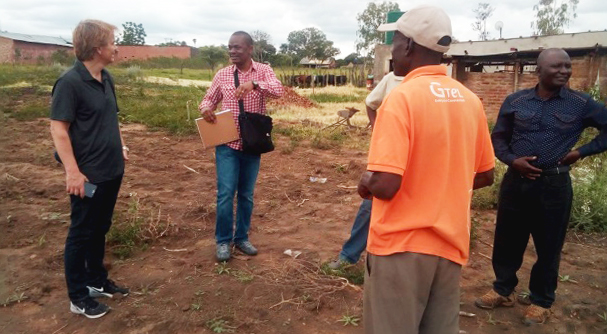 Land tenure assessment in A1 resettlement scheme, Mashonaland West Province, February 2018